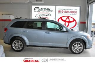 Used 2013 Dodge Journey SXT/Crew V6 for sale in Val-D'or, QC