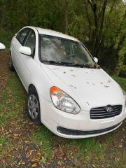 Used 2010 Hyundai Accent 4dr Sdn Man GL for sale in St-Thomas, QC