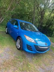 Used 2010 Mazda MAZDA3 4dr HB Sport GX for sale in St-Thomas, QC