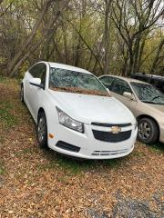 Used 2012 Chevrolet Cruze 4dr Sdn LT Turbo w-1SA for sale in St-Thomas, QC