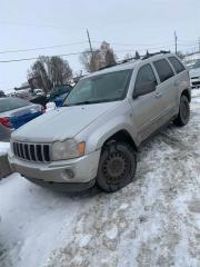 Used 2005 Jeep Grand Cherokee 4dr LIMITED for sale in St-Thomas, QC