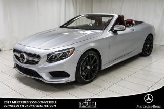 Used 2017 Mercedes-Benz S-Class S 550 for sale in Kirkland, QC