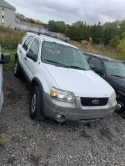 Used 2006 Ford Escape 4dr XLT Auto FWD for sale in St-Thomas, QC