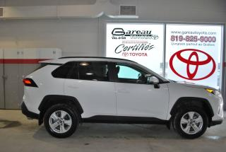 Used 2019 Toyota RAV4 LE AWD *RETOUR DE LOCATION* for sale in Val-D'or, QC