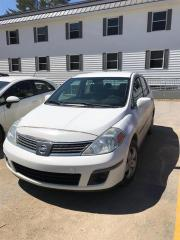 Used 2008 Nissan Versa 4dr Sdn I4 1.8 for sale in St-Thomas, QC