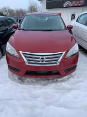 Used 2013 Nissan Sentra 4DR SDN for sale in St-Thomas, QC
