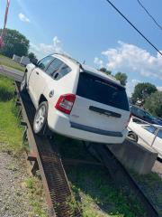 Used 2009 Jeep Compass FWD 4DR for sale in St-Thomas, QC