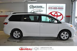 Used 2016 Toyota Sienna LE for sale in Val-D'or, QC