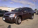 Used 2008 Chevrolet Equinox LT Sport Utility 4D for sale in Winnipeg, MB