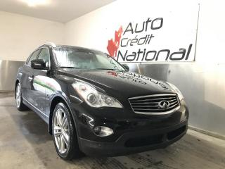 Used 2015 Infiniti QX50 TOUT EQUIPÉ PREMIUM NAV CAMERA for sale in St-Eustache, QC