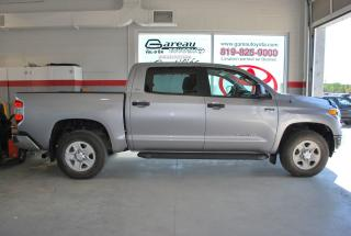 Used 2015 Toyota Tundra SR5 Crew Max 4x4 for sale in Val-D'or, QC