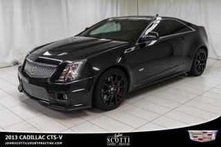 Used 2013 Cadillac CTS for sale in Kirkland, QC