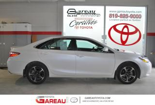 Used 2017 Toyota Camry SE, GARANTIE COMPLÈTE 2024 OU 120 000KM for sale in Val-D'or, QC