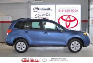 Used 2017 Subaru Forester AWD 2.5i for sale in Val-D'or, QC