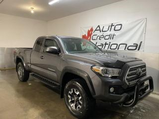 Used 2016 Toyota Tacoma TRD OFF ROAD ACCESS CAB 4X4 for sale in St-Eustache, QC