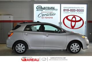 Used 2013 Toyota Matrix *A/C*GROUPE ELECTRIQUE* for sale in Val-D'or, QC