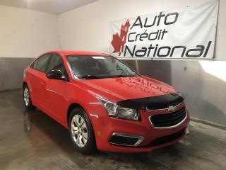 Used 2015 Chevrolet Cruze GROUPE ELECTRIQUE SEULEMENT 6995 $!!! for sale in St-Eustache, QC