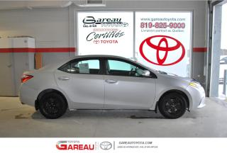 Used 2014 Toyota Corolla AUTOMATIQUE, A/C, GROUPE ÉLECTRIQUE, ROUES MAG for sale in Val-D'or, QC