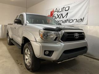 Used 2012 Toyota Tacoma RÉSERVÉ SXM for sale in St-Eustache, QC