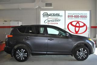 Used 2016 Toyota RAV4 LE AWD for sale in Val-D'or, QC