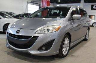 Used 2012 Mazda MAZDA5 GT 4D Wagon at for sale in Lachine, QC
