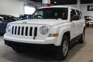 Used 2011 Jeep Patriot Sport 4D Utility 2WD for sale in Lachine, QC