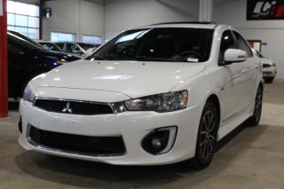 Used 2016 Mitsubishi Lancer SE LTD 4D Sedan at for sale in Lachine, QC
