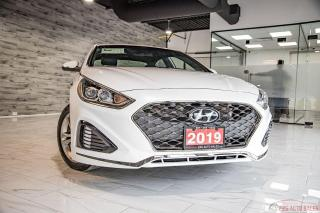 Used 2019 Hyundai Sonata ESSENTIAL|ACCIDENT FREE|BACKUP CAM|LEATHER|SUNROOF for sale in Brampton, ON