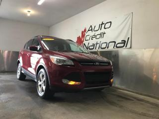 Used 2013 Ford Escape AWD SE T.ÉQUIPÉ automatique for sale in St-Eustache, QC