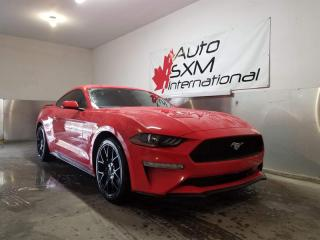 Used 2018 Ford Mustang RÉSERVÉ SXM for sale in St-Eustache, QC