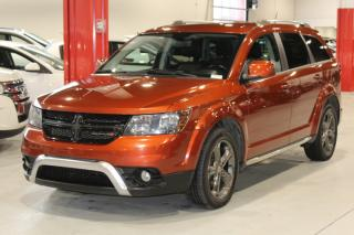 Used 2014 Dodge Journey CROSSROAD 4D Utility FWD for sale in Lachine, QC