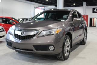 Used 2013 Acura RDX TECH 4D Utility for sale in Lachine, QC