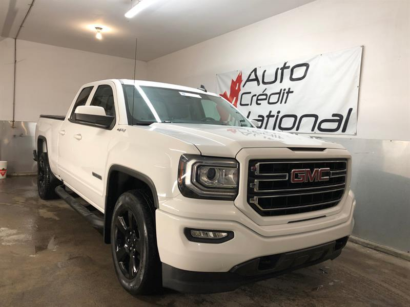 Used 2016 Gmc Sierra 1500 5 3l Awd Elevation Tonneau Cover Xliner