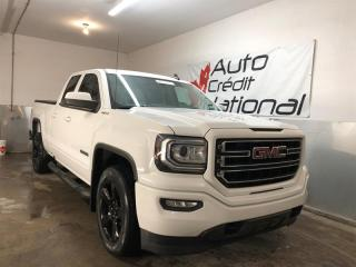 Used 2016 GMC Sierra 1500 5.3L AWD ELEVATION TONNEAU COVER XLINER for sale in St-Eustache, QC