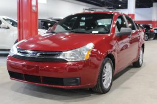 Used 2010 Ford Focus SE 4D Sedan for sale in Lachine, QC