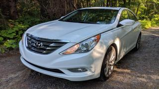 Used 2011 Hyundai Sonata LIMITED for sale in Ste-Anne-des-Lacs, QC
