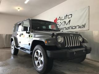 Used 2018 Jeep Wrangler RESERVÉ SXM for sale in St-Eustache, QC