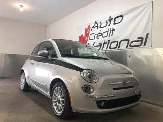 Used 2012 Fiat 500 RÉSERVÉ for sale in St-Eustache, QC