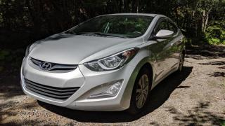 Used 2016 Hyundai Elantra Sport for sale in Ste-Anne-des-Lacs, QC