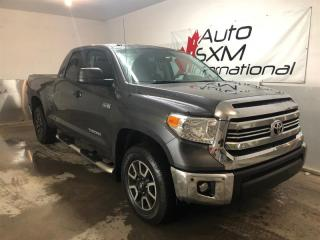 Used 2016 Toyota Tundra RÉSERVÉ SXM for sale in St-Eustache, QC