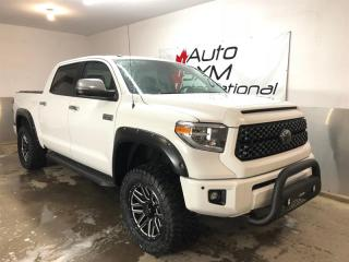 Used 2018 Toyota Tundra RÉSERVÉ SXM for sale in St-Eustache, QC