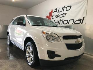 Used 2013 Chevrolet Equinox A/C GR ELECTRIQUE for sale in St-Eustache, QC