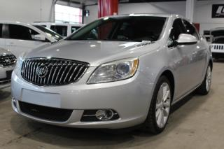 Used 2013 Buick Verano LEATHER 4D Sedan for sale in Lachine, QC