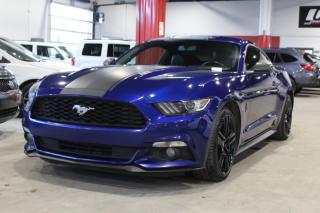 Used 2015 Ford Mustang ECO PREMIUM 2D Coupe for sale in Lachine, QC