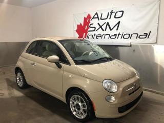 Used 2012 Fiat 500 RÉSERVÉ SXM for sale in St-Eustache, QC