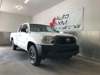Used 2013 Toyota Tacoma RÉSERVÉ SXM for sale in St-Eustache, QC
