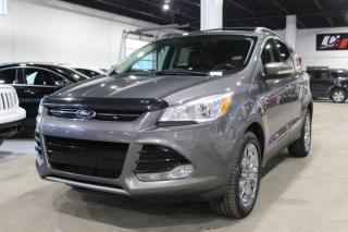 Used 2013 Ford Escape SEL 4D Utility 4WD for sale in Lachine, QC