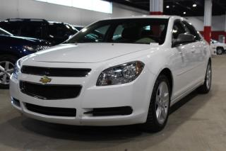 Used 2012 Chevrolet Malibu LS 4D Sedan for sale in Lachine, QC