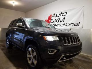 Used 2016 Jeep Grand Cherokee RESERVÉ SXM for sale in St-Eustache, QC