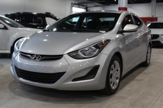 Used 2015 Hyundai Elantra GL 4D Sedan at for sale in Lachine, QC